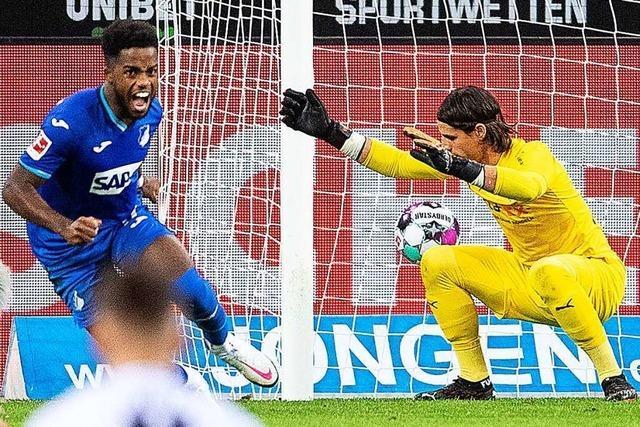 Die TSG Hoffenheim will gegen den SC Freiburg ihre Aufholjagd fortsetzen