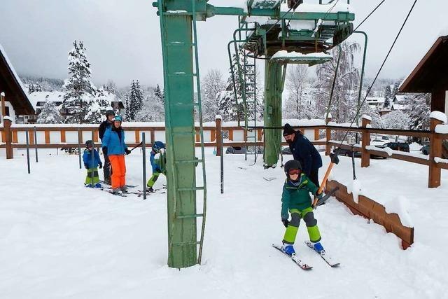 Der Herrischrieder Skilift kann ab sofort von Familien gemietet werden