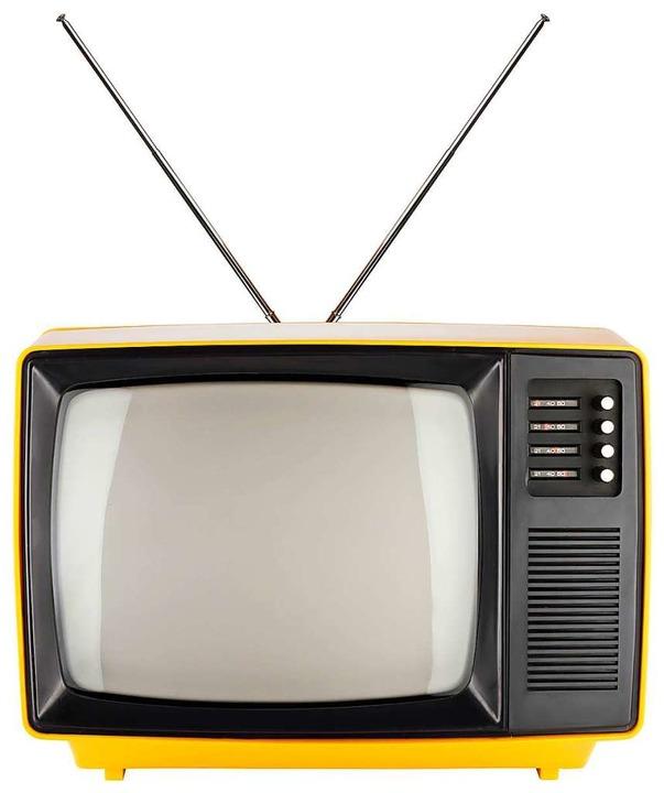 TV-Gerät aus den 80er Jahren  | Foto: Marius Graf