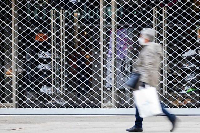 Der Handel erwartet kein schnelles Ende der Ladenschließungen