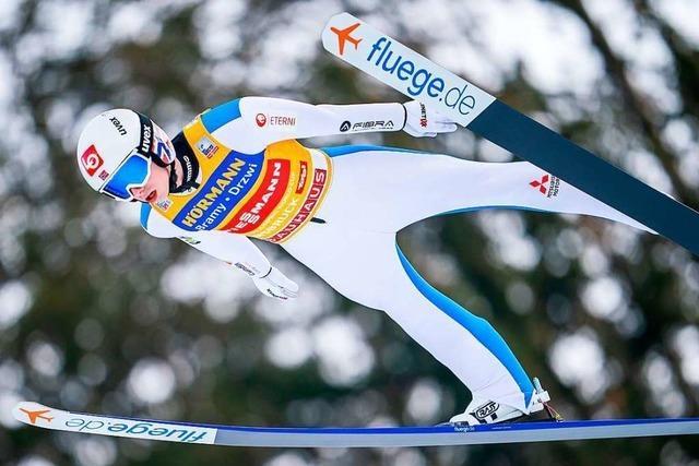 Tournee-Spitzenreiter Granerud gewinnt die Qualifikation in Innsbruck, Eisenbichler Vierter, Geiger Siebter