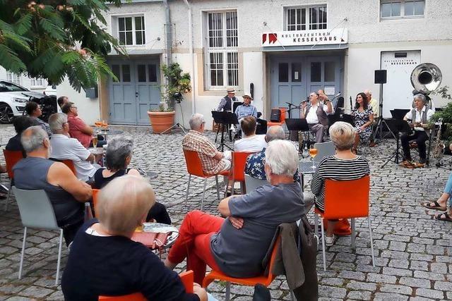 Die Kultur glänzt in Weil am Rhein durch Kreativität – im Rahmen des Möglichen