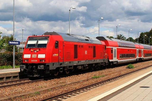 Ende 2021 sollen am Hochrhein die Doppelstockzüge fahren