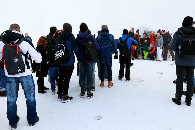 Ansturm auf Skigebiete im Harz und Sauerland