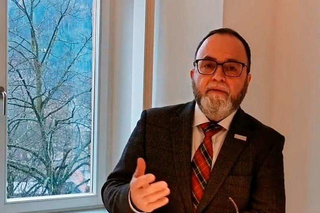 In seiner Neujahrsansprache zieht der Seelbacher Bürgermeister trotz Pandemie ein positives Fazit