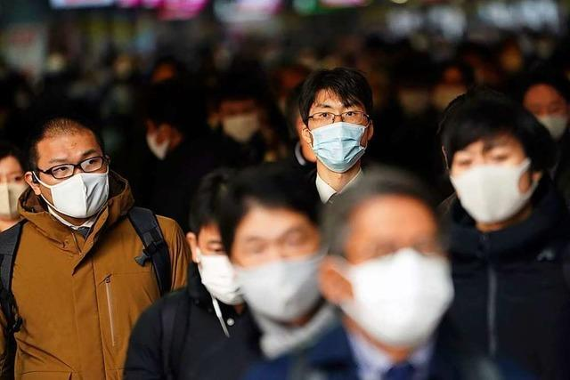 Japan erwägt neuen Ausnahmezustand für Tokio – und hält an Olympia fest