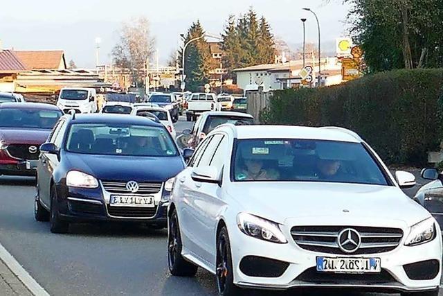 Der Landkreis Lörrach strebt eine überarbeitete Mobilitätsstrategie an