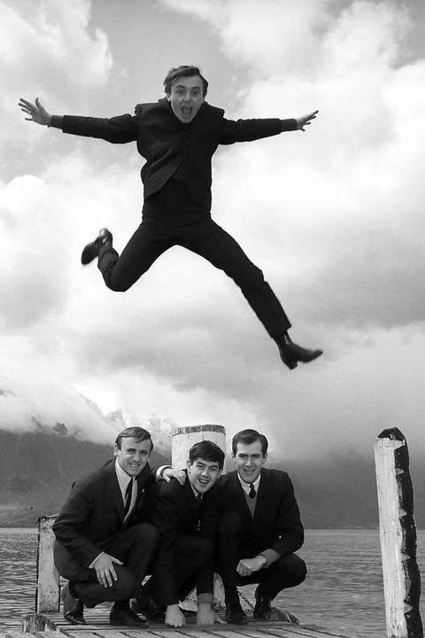 """Als der Pop in die Luft ging: 1964 war... oder """"How Do You Do It?"""".    Foto: - (dpa)"""