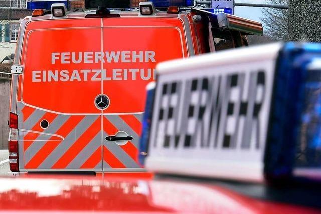 Seniorin stirbt nach Weihnachtsbaum-Brand in Villingen