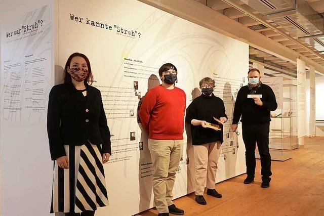 Ausstellung über den Künstler und Architekten Otto Strohmeyer im Lahrer Stadtmuseum