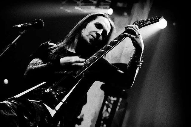 Trauer in der Metal-Welt: Gitarrenkünstler Alexi Laiho ist tot