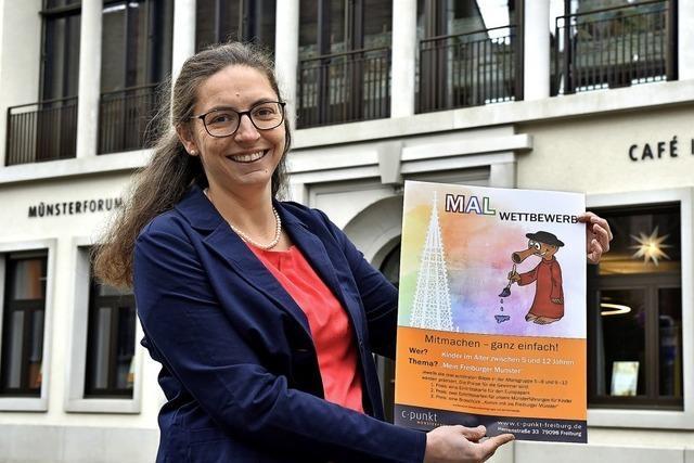 Sabine Vogel will die Werkstatt im Freiburger C-Punkt nutzen