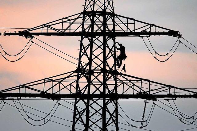 Am Samstag war Schuttertal eine halbe Stunde ohne Strom