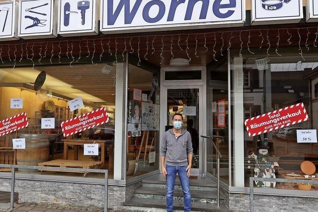 Zwei Einzelhändler weniger in Ihringen