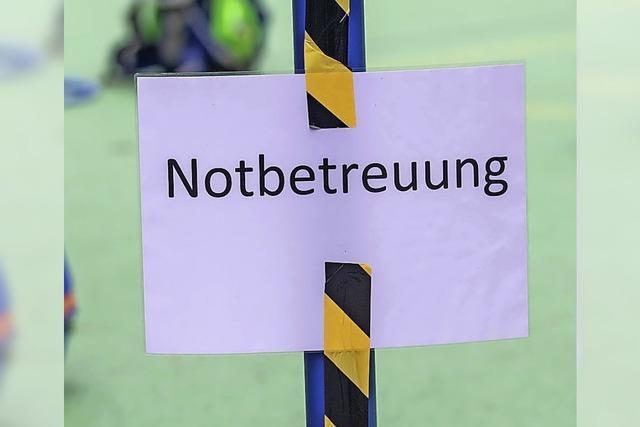 Öffnungsdebatte: Freiburger Schulen hängen in der Warteschleife