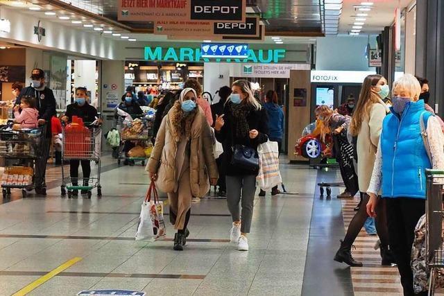 Eine Kontrolle des Einkaufstourismus ist fast nicht möglich