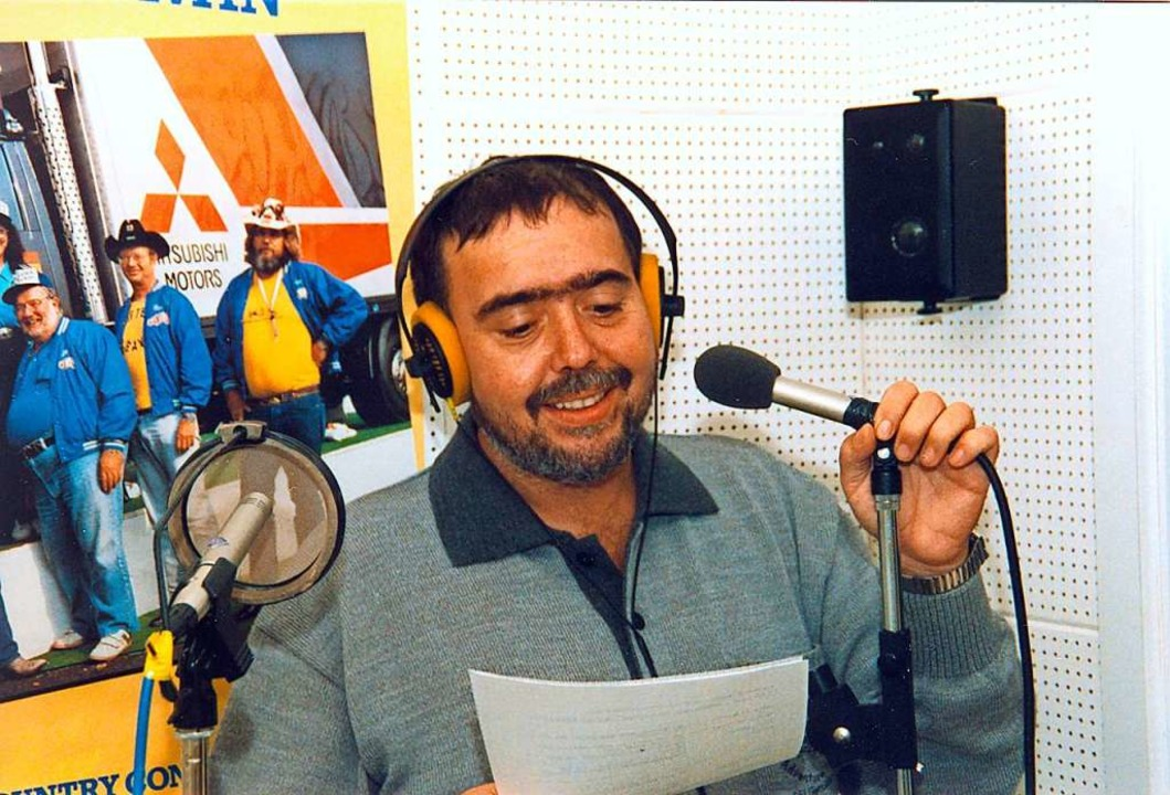 1987 war Gusty Hufschmid ein Pionier: ...ate Radioprogramm in Baden-Württemberg  | Foto: Veranstalter