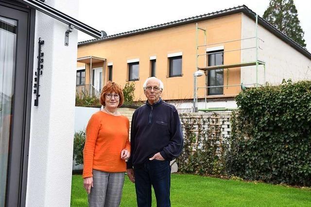 So wird einem Freiburger Ehepaar die schöne Aussicht verbaut