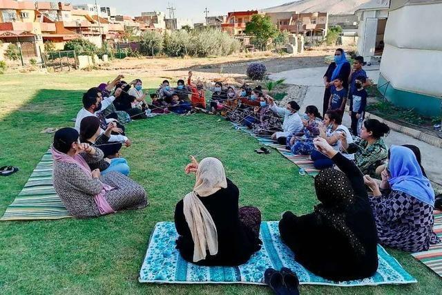 Kenzinger Verein hilft Müttern und Kindern im Flüchtlingslager auch in der Pandemie