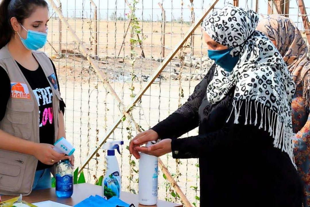Zarok konnte durch die enge Kooperatio...chenden Hygienemaßnahmen weiterführen.  | Foto: Zarok