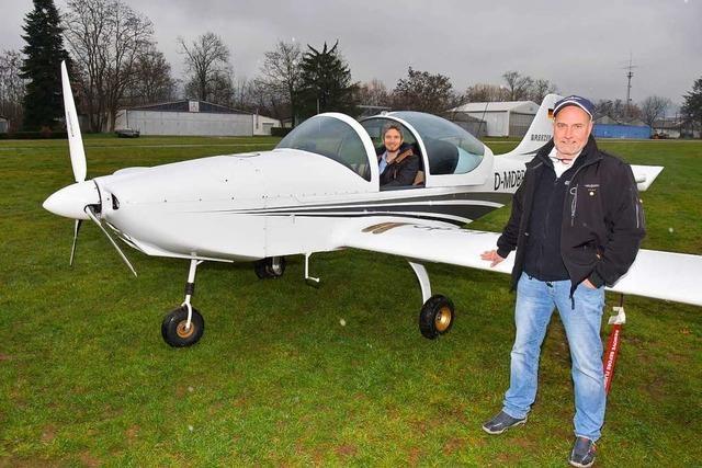 Die Zahl der Flüge beim Sportflieger-Club hat abgenommen