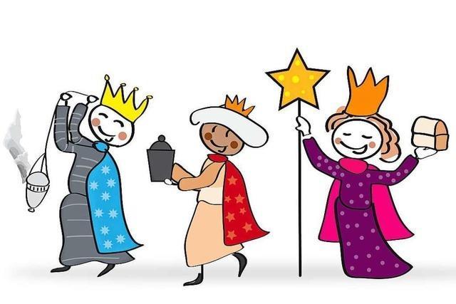 Was sind die Heiligen Drei Könige?