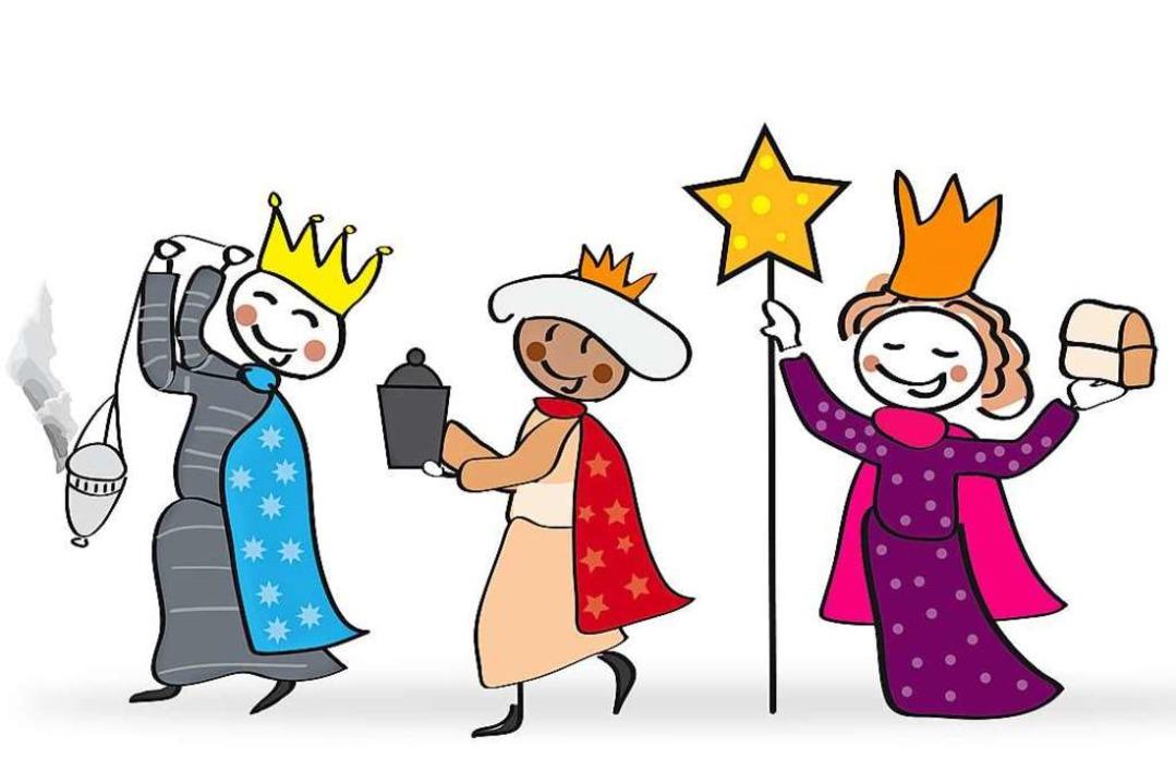 was sind die heiligen drei könige  erklär's mir