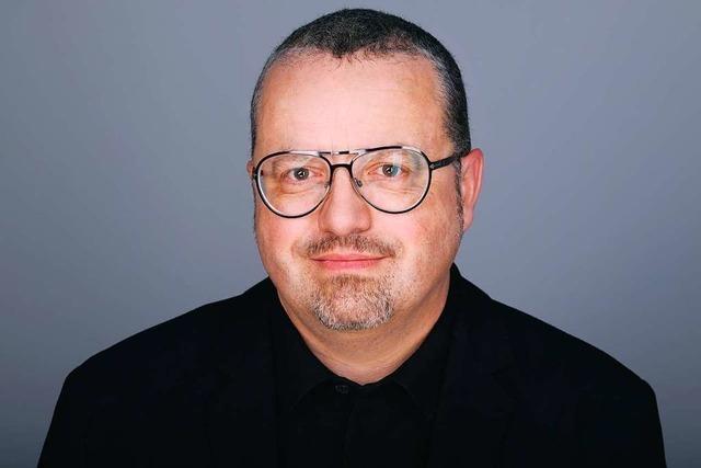 Peter Disch ist der neue Mann in der Freiburger Stadtredaktion der BZ