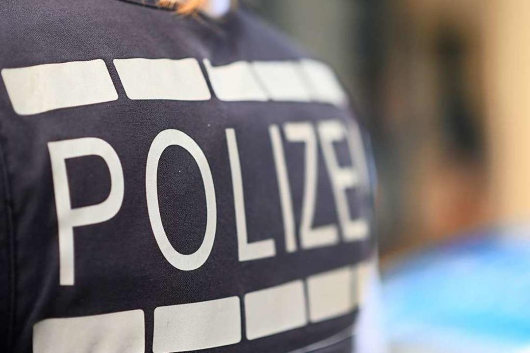 Die Lörracher Polizei meldet einen Autobrand (Symbolfoto).  | Foto: Jonas Hirt