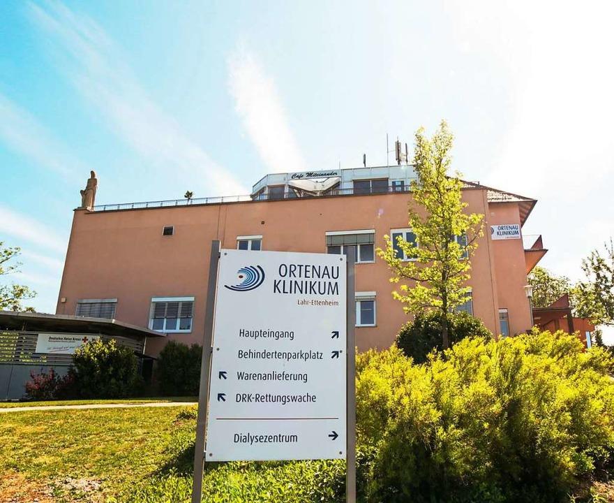 Das Klinikum in Ettenheim muss sich neu sortieren.  | Foto: Sandra Decoux-Kone