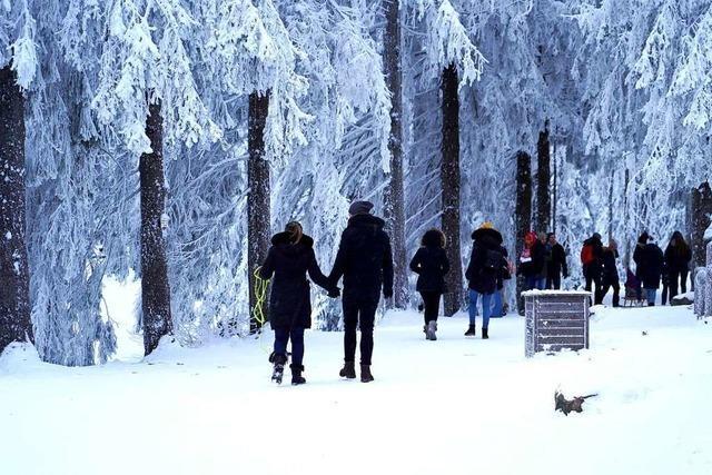 Landesregierung appelliert an Vernunft der Winter-Ausflügler