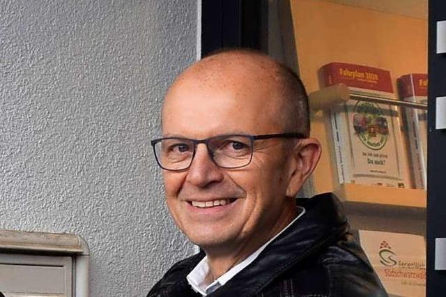 Dietmar Zäpernick bleibt einziger Kandidat in Rickenbach
