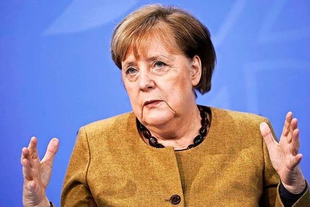 Pressekonferenz zum Nachgucken: Bund und Länder verschärfen und verlängern Lockdown