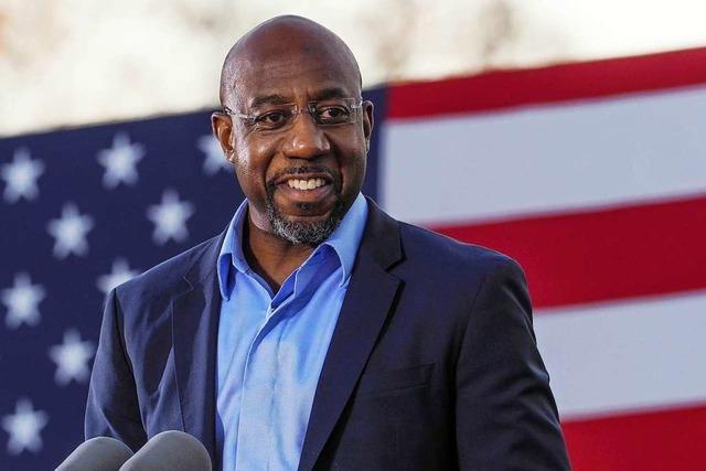 US-Demokraten gewinnen eine von zwei Stichwahlen in Georgia