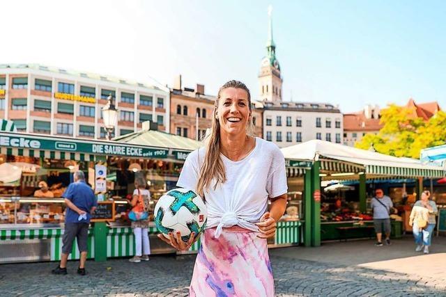 2020 war für Ex-Profifußballerin Verena Schweers das Jahr von Karriereausstieg und Berufsanfang