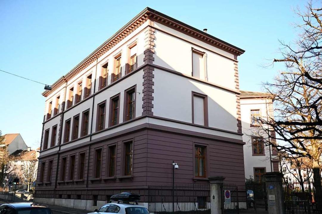 Ein Gebäude des Basler Strafgerichts    Foto: Jonas Hirt