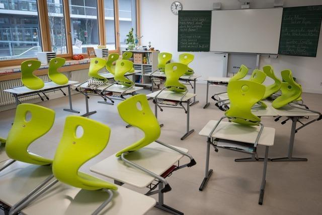 Schulen im Land sollen am 18. Januar öffnen – sofern die Zahlen sinken