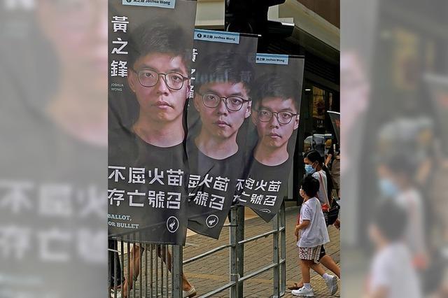 50 Aktivisten in Hongkong festgenommen