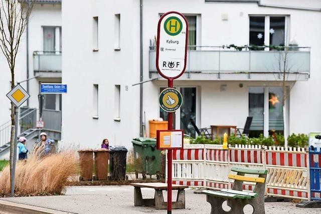 Die Freiburg-Günterstäler fühlen sich im Regen stehen gelassen