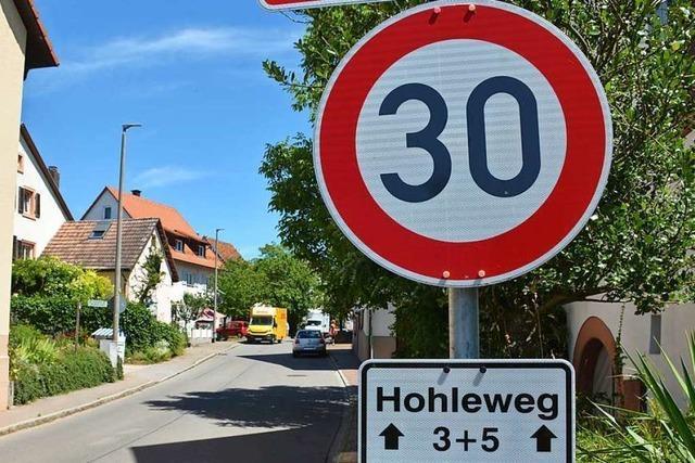 Tempo 30 in Ötlingen: Geht der Wunsch 2021 in Erfüllung?