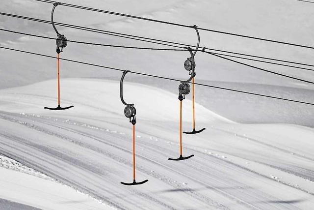 Skilifte im Corona-Betrieb – eine Idee, die Freude macht