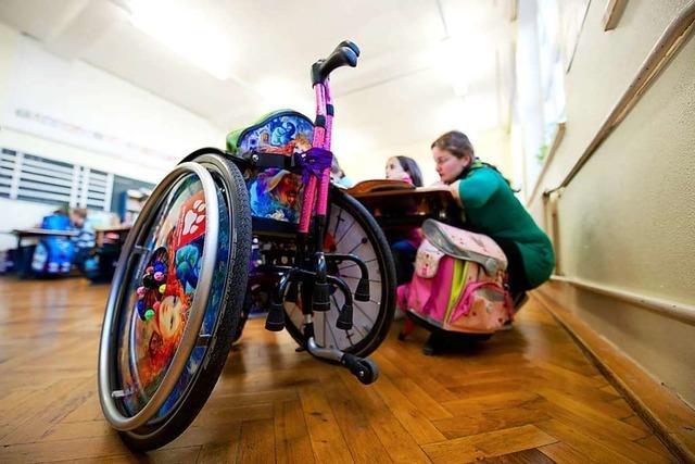 Gleichstellung von Menschen mit Behinderung: Basel ist in der Vorreiter-Rolle