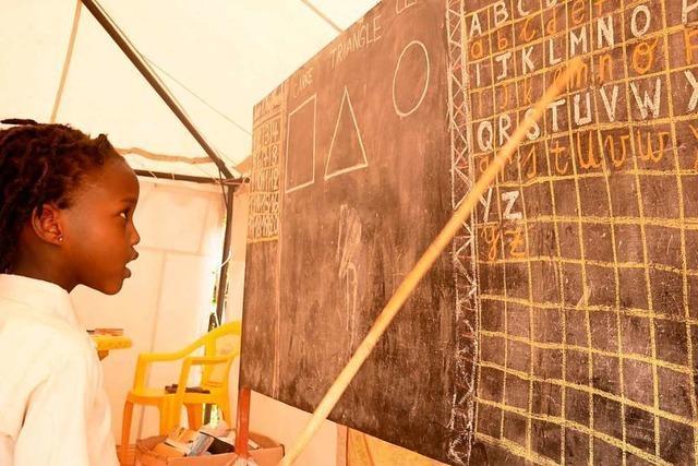 Gundelfinger Gymnasiasten sammeln 2000 Euro für Projekte in Burundi und Ruanda