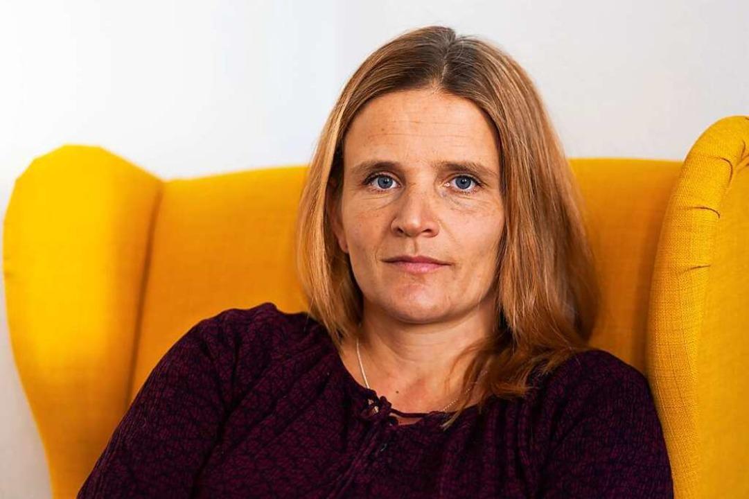 Sarah Pohl, Leiterin von Zebra BW  | Foto: Philipp von Ditfurth (dpa)