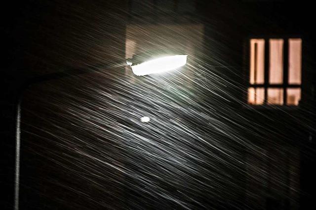 Keine Straßenbeleuchtung: Breitnau knipst nachts das Licht aus