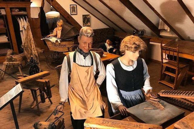 Hinter den Kulissen des Tabakmuseums Mahlberg wird kräftig gearbeitet