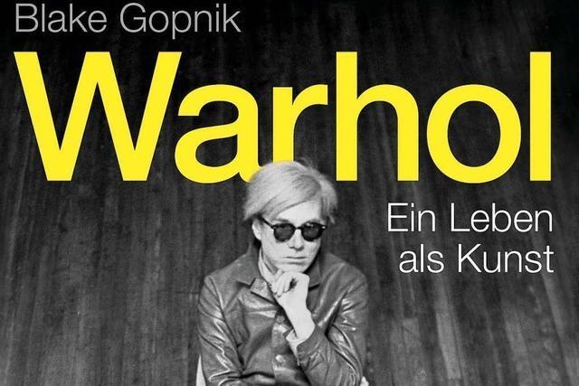 Andy Warhol: Dandy und Ermöglicher