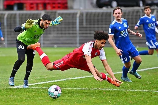 Der Angriff des SC Freiburg II erhält ein neues Gesicht