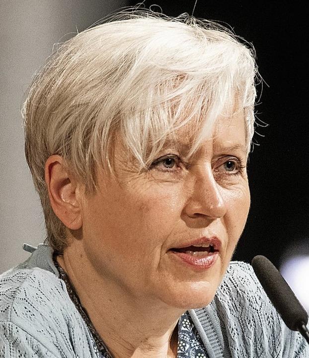 Ulrike Draesner  | Foto: Berliner Akademie der Künste via www.imago-images.de