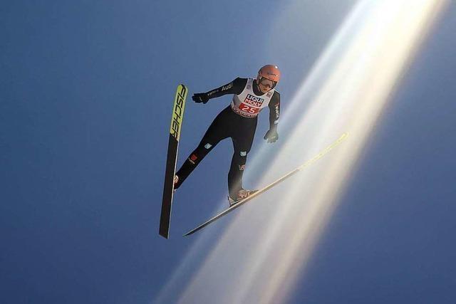 Weiter fliegen in Titisee-Neustadt: Die weltbesten Skispringer zu Gast im Schwarzwald